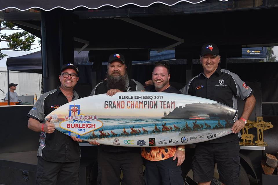 Don't Miss the 2018 Burleigh BBQ Championships