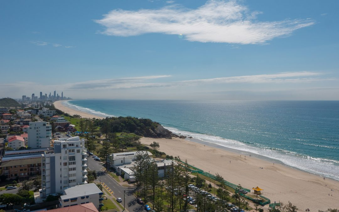 These Incredible Nearby Beaches at Burleigh Surf Resort