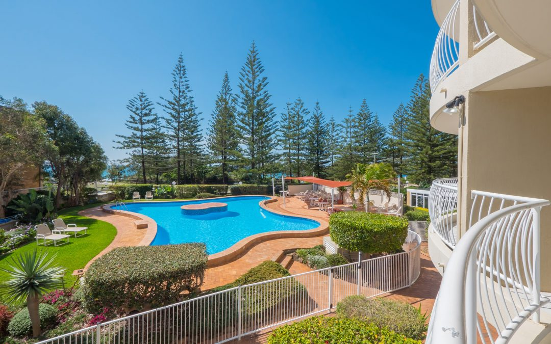 Our Facilities at Burleigh Surf Beachfront Apartments