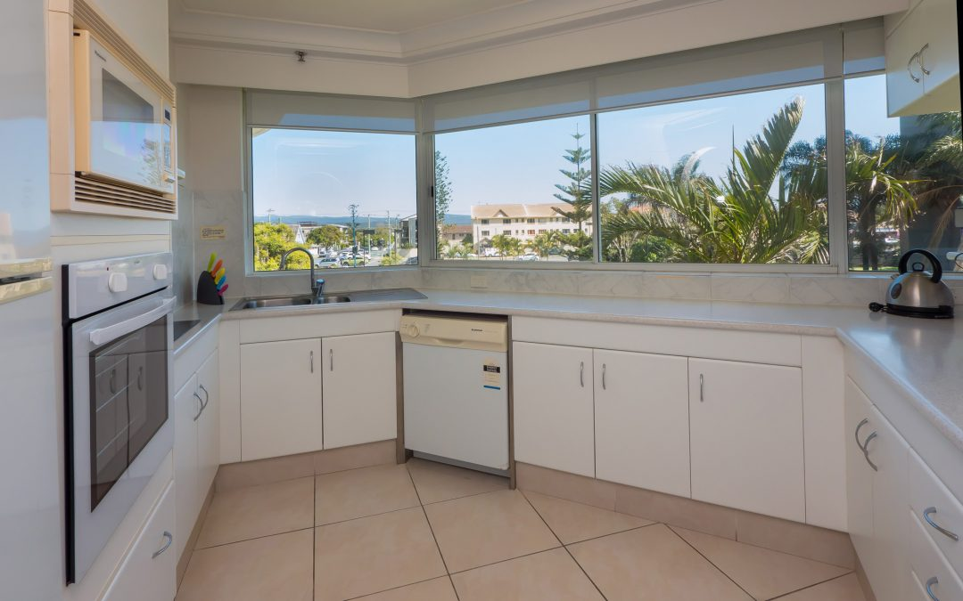 Burleigh Heads Resort Accommodation Near Burleigh Beach