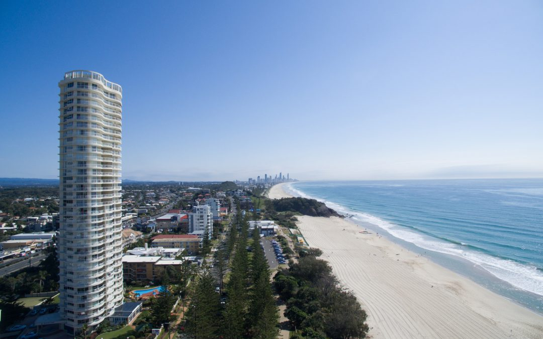 The Perfect Beachfront Retreat for Two at Burleigh Surf