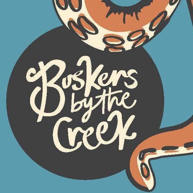 Don't Miss Buskers by the Creek this October