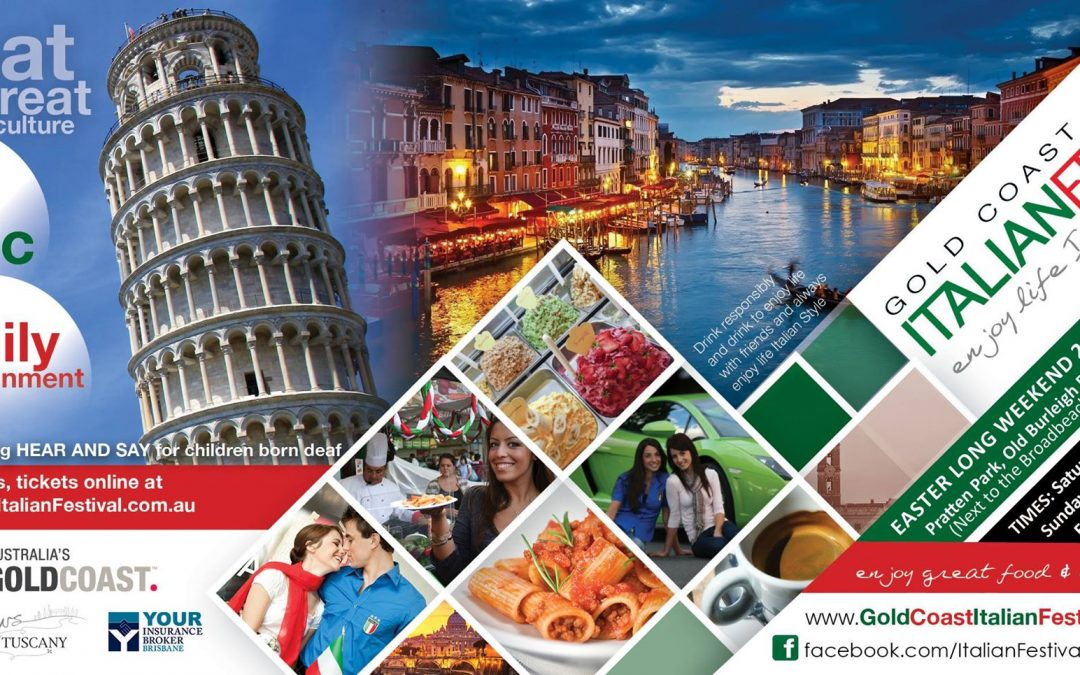 The Best Tasting Italian Food and Wine Await the Gold Coast!