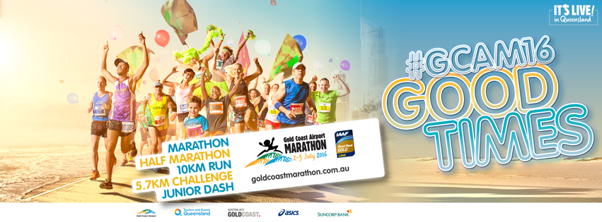 The 2016 Gold Coast Airport Marathon is Coming Your Way!