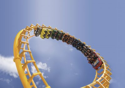Accommodation Burleigh Heads Gold Coast Rollercoaster Theme Park