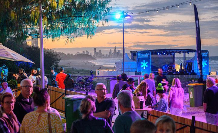 Book Burleigh Heads Accommodation for BLEACH Festival 2021