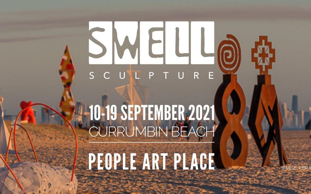 Don't Miss SWELL Sculpture Festival 2021 Near Burleigh Surf